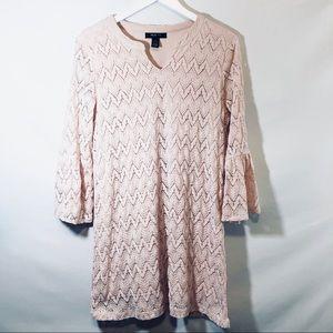 Style & Co Lace Dress sz M